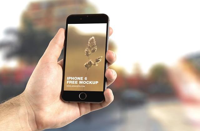 Iphone für mobiles Arbeiten